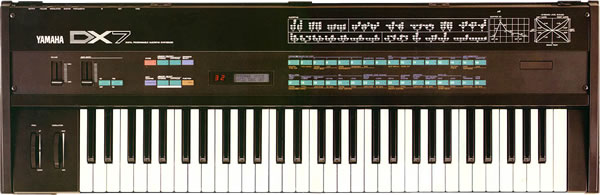 Yamaha DX7 (original)